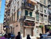 """""""التضامن الاجتماعى"""": صرف مستحقات الإعاشة لضحايا عقار اللبان بالإسكندرية.. صور"""