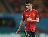 بيدري نجم منتخب إسبانيا أفضل لاعب شاب في يورو 2020