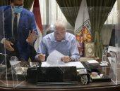 """محافظ جنوب سيناء يعتمد تنسيق القبول للصف الأول الثانوى """"عام وفنى"""""""