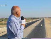 """موقف يعرضه للغرامة.. سائق """"نقل ثقيل"""" يسير عكس الاتجاه أمام أعين وزير النقل"""
