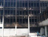 30 يونيو .. 16 منشأة شاهدة على جرائم الجماعة الإرهابية فى بنى سويف ..صور