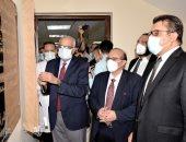 افتتاح وحدات طبية جديدة بجامعة المنصورة بتكلفة 32 مليون جنيه