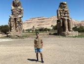 آدم الشرقاوى: أشعر بالامتنان بسبب عودتى إلى مصر للاستمتاع والعمل.. صور