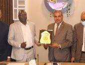 عضو مجلس السيادة السودانى: فخور بأننى تربيت فى جامعة الأزهر مهد الوسطية والاعتدال
