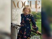 بعد تجاهل ميلانيا.. CNN: السيدة الأولى جيل بايدن تتصدر غلاف مجلة فوج.. صور