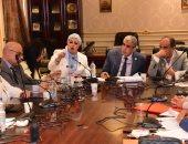لجنة القوى العاملة بالنواب تناقش مشكلات العاملين بالشركة العالمية لصناعة المواسير