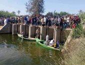 التصريح بدفن عاملين لقيا مصرعهما غرقا بنهر النيل في المراغة سوهاج