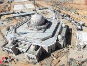 إكسترا نيوز تعرض تقريرا حول مسجد مصر بالعاصمة الإدارية.. فيديو