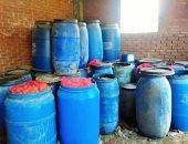 ضبط 9.5 طن أغذية مخالفة وتحرير 920 محضر جنح بالغربية