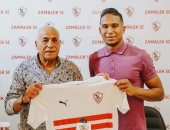 قلب أحمر.. أول تعليق من التونسى سيف الجزيرى بعد توقيعه رسميا للزمالك 3 مواسم