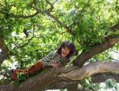 عجوز بريطانية عاشت طفولتها على طريقة طرزان فى غابات كولومبيا.. صور