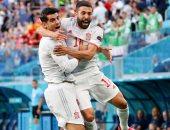 ملخص واهداف مباراة سويسرا ضد إسبانيا فى يورو 2020.. فيديو