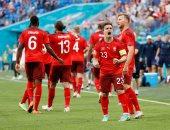 شاكيري: الحظ عاندنا ضد إسبانيا وأشعر بالفخر بما قدمناه فى يورو 2020