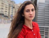 برة الملعب.. مريم إيهاب لاعبة الطائرة: العسيلي مطربى المفضل وهوايتى السفر