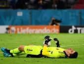 كورتوا جاهز لقيادة ريال مدريد ضد أوساسونا بعد إصابة الكلاسيكو