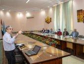 إجراء المقابلات للمتقدمين لشغل 16 مهمة إدارية شاغرة بجامعة طنطا