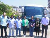 زيارة ميدانية للجنة الإعلام بمجلس النواب لتفقد المناطق الأثرية بالإسكندرية
