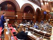 """""""الشيوخ"""" يوافق على ربط الموازنات قبل السنة المالية بمشروع قانون المالية العامة"""