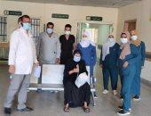 خروج الحالة الأخيرة.. مستشفى عزل قفط بقنا يعلن عن تسجيل صفر إصابات بكورونا