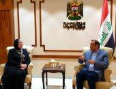 وزيرة الصناعة:الاتفاق على وضع خطة شاملة محددةلتسريع وتيرة تنفيذ المشروعات مع العراق