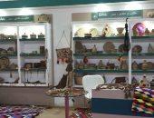 أجنحة معرض الكتاب.. حلايب وشلاتين تشارك للعام الـ3 وتقدم منتجات تراثية
