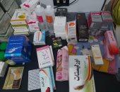 ضبط 3 أشخاص يديرون مخزنا لبيع الأدوية المهربة جمركيا في الساحل