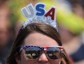 سياسة وألعاب نارية فى الميادين وعلى الشواطئ.. احتفالات عيد الاستقلال الأمريكي ..ألبوم صور