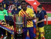 رسمياً.. جونيور فيربو ظهير برشلونة إلى ليدز يونايتد حتى 2025