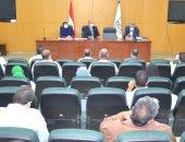 محافظ بنى سويف يتابع جهود تنفيذ وحل الشكاوى الواردة على منظومة الشكاوى الحكومية