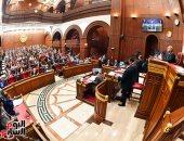 مجلس الشيوخ يرصد إنجازات فعلية فى مؤشرات التنمية خلال الأعوام الماضية