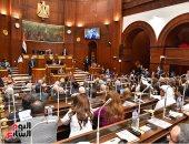 قرار جمهورى بدعوة مجلس الشيوخ للانعقاد الثانى 5 أكتوبر