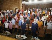 نائب محافظ كفر الشيخ يكرم عددا من أسر الشهداء خلال احتفالية بذكرى 30 يونيو.. صور
