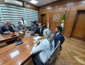 احتفاء كبير بحسام غالى بمؤتمر لجنة الشباب والرياضة بمجلس النواب فى جامعة المنصورة