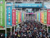 """جارديان: دراسة تكشف """"يورو 2020"""" وراء أكثر من 9 آلاف إصابة كورونا"""
