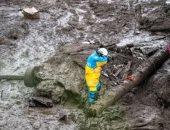 اليابان تجلى 120 ألف شخص بسبب الأمطار الغزيرة