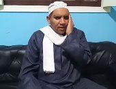 مثله الأعلى الشيخ الحصرى.. حمادة يبدع فى تقليد مشاهير قراء القرآن الكريم
