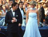 أجمل الأزياء الملكية بمهرجان كان على مدار التاريخ.. ديانا تألقت بالشيفون