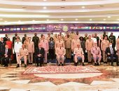 ختام فعاليات دورة الدبلوماسية العسكرية للأجانب رقم (1) (MDC-2021)