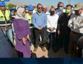 محافظ جنوب سيناء: طور سيناء شهدت طفرة افتتاحات مشروعات تنموية جديدة