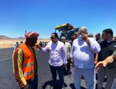 مسئولو جنوب سيناء لنقل النواب: متوقع إنجاز تطوير الطريق الدائرى لشرم الشيخ 30 سبتمبر
