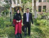 """أحمد طلال شيخ """"الزهراء لايق """": الزهراء تمنت أمنيتين منذ 7 سنوات تحققت الأولى اليوم"""