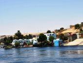 محافظ أسوان: دعم خطة تطوير قرية غرب سهيل النوبية