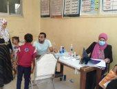 حياة كريمة بالمنوفية.. تنظيم قافلة طبية للكشف على الأسر بقرية دمليج