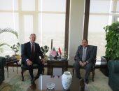 سفير واشنطن بالقاهرة: زيادة تدفقات الاستثمارات الأمريكية بمصر لـ2 مليار دولار