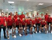 منتخب رجال الطائرة أمام أذربيجان اليوم فى دورة بولندا الدولية