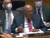 سامح شكرى يبحث مع وزير خارجية مالطا العلاقات الثنائية