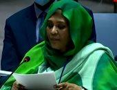 وزيرة خارجية السودان تؤكد لمبعوث أمريكي هدوء الأوضاع الأمنية في بلادها