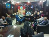 الاتحاد العربى للبتروكيماويات: 10 آلاف دولار دعماً لنقابة قطاع غزة