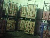 ضبط 2 طن لحوم مصنعة ودجاج مجهول المصدر وفاسد بالعاشر من رمضان