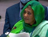 وزيرة خارجية السودان تؤكد حرص الحكومة على تحقيق التحول الديمقراطى